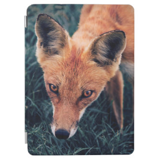 Protection iPad Air Le Fox rouge