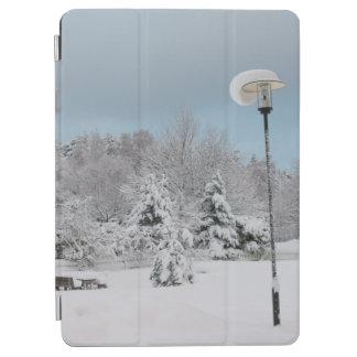 Protection iPad Air Le pays des merveilles d'hiver