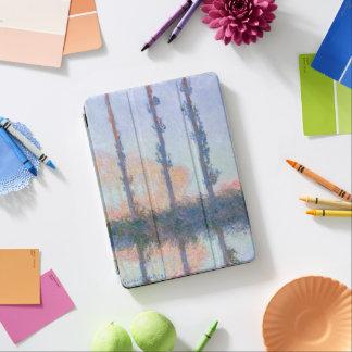 Protection iPad Air Les quatre arbres par Claude Monet