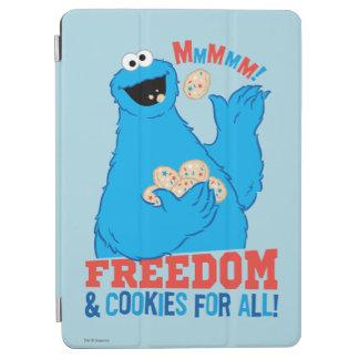 Protection iPad Air Liberté et biscuits pour tous !