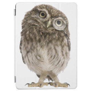 Protection iPad Air Loupe de port adorable de petit hibou