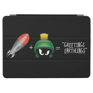 Protection iPad Air MARVIN l'équation de MARTIAN™ Emoji