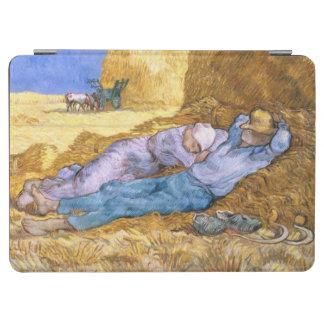 Protection iPad Air Midi de Vincent van Gogh |, la sièste, après