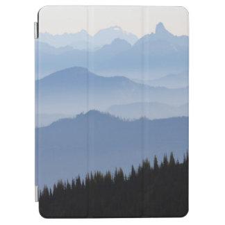 Protection iPad Air Montagnes de cascade du parc national de mont