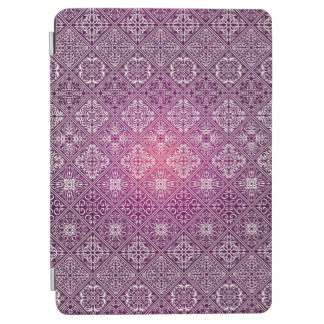 Protection iPad Air Motif antique royal de luxe floral