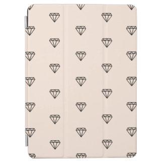 Protection iPad Air Motif chic mignon de rose de diamant
