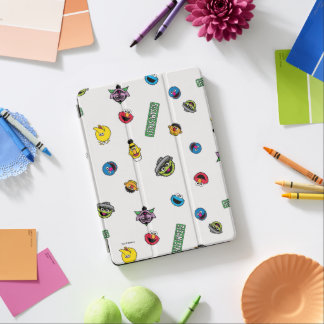 Protection iPad Air Motif de caractère de Sesame Street