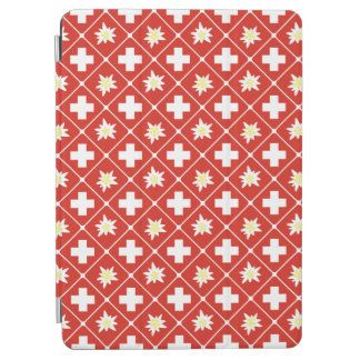 Protection iPad Air Motif d'edelweiss de la Suisse