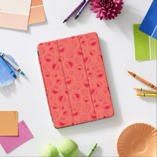 Protection iPad Air Motif rouge impressionnant d'Elmo |