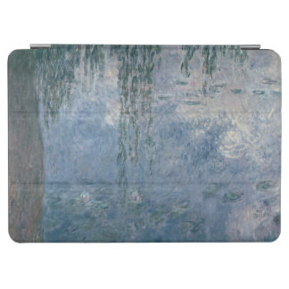 Protection iPad Air Nénuphars de Claude Monet | : Saules pleurants,