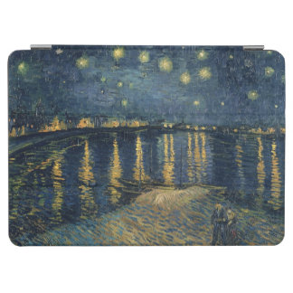 Protection iPad Air Nuit étoilée de Vincent van Gogh | au-dessus du
