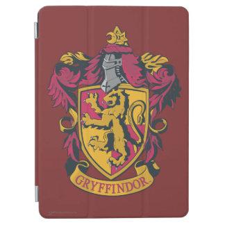 Protection iPad Air Or et rouge de crête de Harry Potter | Gryffindor