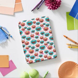 Protection iPad Air Paix d'Elmo et de monstre | de biscuit et motif