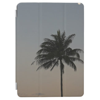 Protection iPad Air palmier et lune
