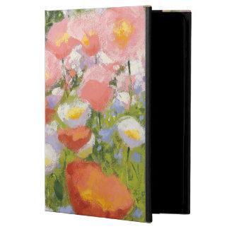 Protection iPad Air Pastels de jardin
