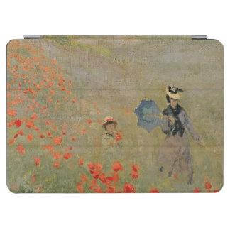 Protection iPad Air Pavots sauvages de Claude Monet |, près
