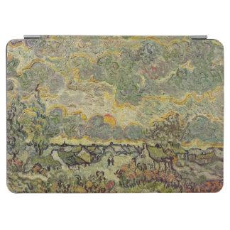 Protection iPad Air Paysage d'automne de Vincent van Gogh |, 1890