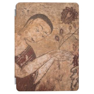 Protection iPad Air Peinture bouddhiste antique
