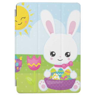 Protection iPad Air Petit lapin de Pâques mignon
