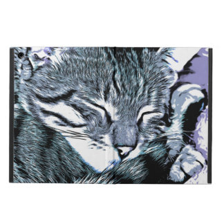 Protection iPad Air Petit somme de chaton du Bengale