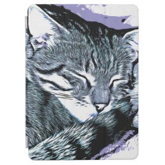 Protection iPad Air Petit somme de chaton du Bengale