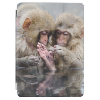 Protection iPad Air Petits singes | Hot Springs, Japon
