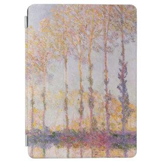 Protection iPad Air Peupliers de Claude Monet | sur les banques de