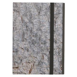 Protection iPad Air Photo en bois neutre d'écorce d'arbre de nature