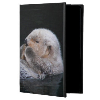 Protection iPad Air Photo mignonne de loutre de mer