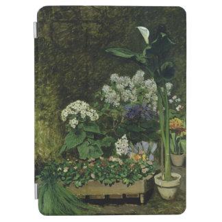 Protection iPad Air Pierre fleurs de Renoir un | en serre chaude
