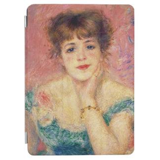 Protection iPad Air Pierre un portrait de Renoir | de Jeanne Samary