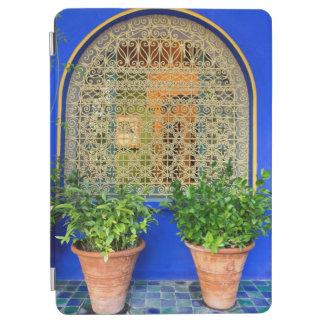 Protection iPad Air Plantes mis en pot au jardin