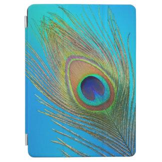 Protection iPad Air Plume de queue de paon