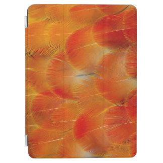 Protection iPad Air Plumes oranges d'ara de Camelot