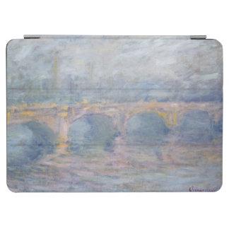 Protection iPad Air Pont de Claude Monet | Waterloo, Londres, au