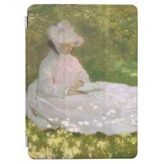 Protection iPad Air Printemps par Claude Monet
