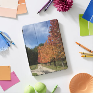 Protection iPad Air Ressemble à l'automne 4Julie Ann