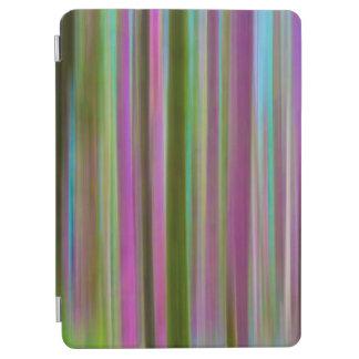 Protection iPad Air Résumé de forêt tropicale de Hoh au crépuscule |