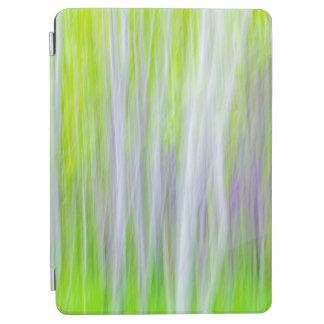Protection iPad Air Résumé de la traînée de rivière des arbres |