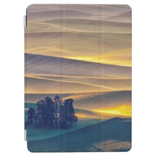 Protection iPad Air Rolling Hills de blé au lever de soleil | WA