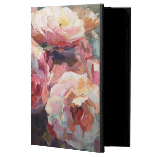 Protection iPad Air Roses de rose sauvage
