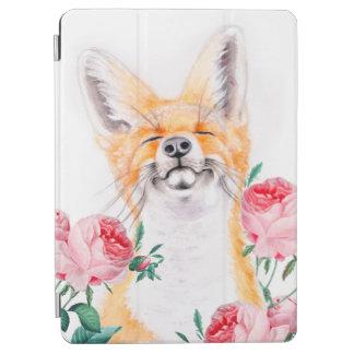 Protection iPad Air Rusé heureux et roses