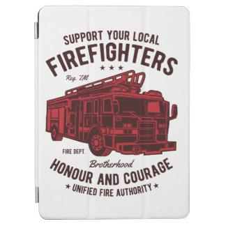 Protection iPad Air Soutenez vos pompiers locaux