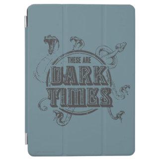 Protection iPad Air Temps d'obscurité du charme   de Harry Potter