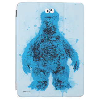 Protection iPad Air Tendance d'aquarelle du monstre | de biscuit