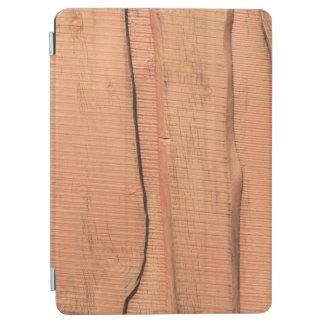 Protection iPad Air Texture en bois