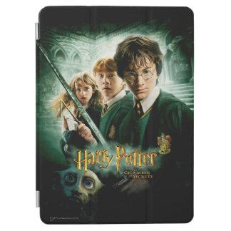 Protection iPad Air Tir de groupe de ratière de Harry Potter Ron