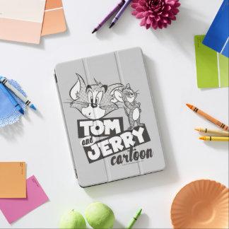 Protection iPad Air Tom et Jerry   Tom et bande dessinée de Jerry
