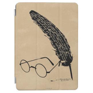 Protection iPad Air Verres et cannette de Harry Potter  