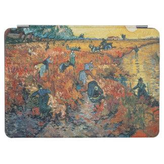 Protection iPad Air Vignobles de rouge de Vincent van Gogh | chez